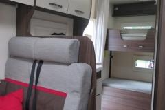 Benimar 324 Sport - łóżko piętrowe