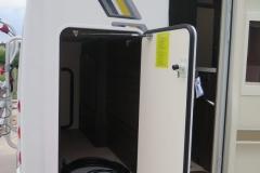Benimar 324 Sport - bagażnik