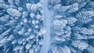 Zima kamper